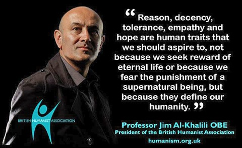 Humanists Believe That